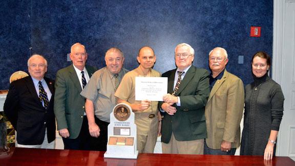Commodore John Barry — AOH Florida State Board