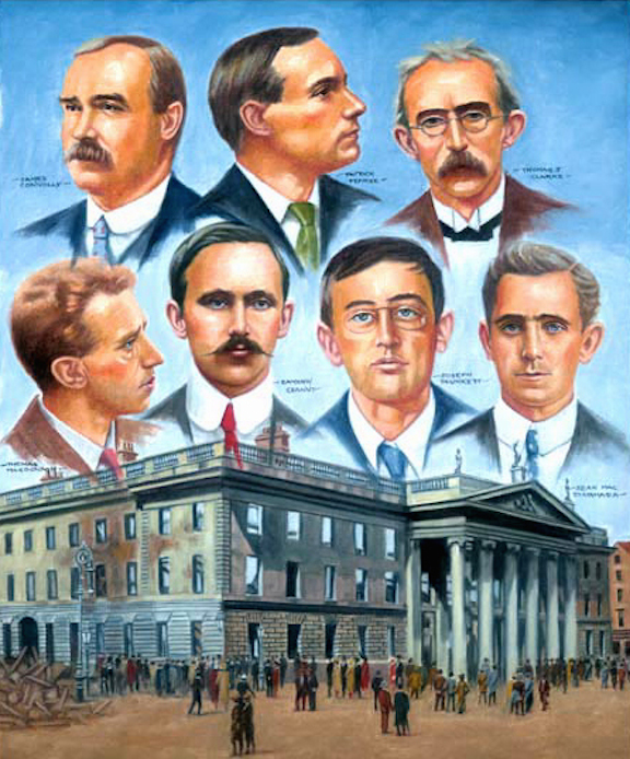 Easter Rising 1916  PD 966(2)