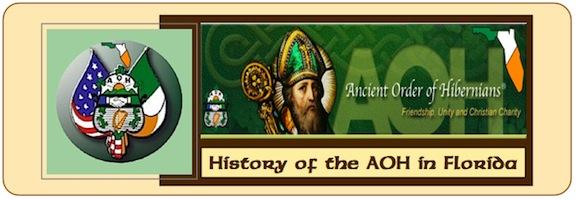 History of AOH FL