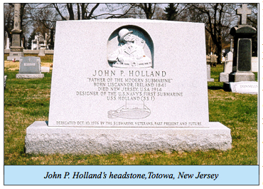 Hollands-Headstone