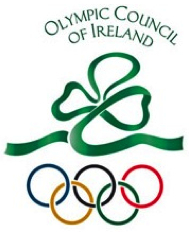 Irish Olympic symbol