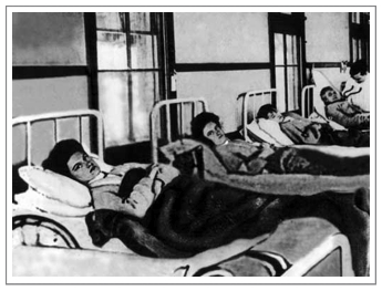 Typhoid Patients