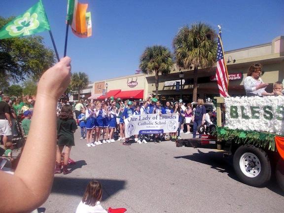 St. Pat Parade 05