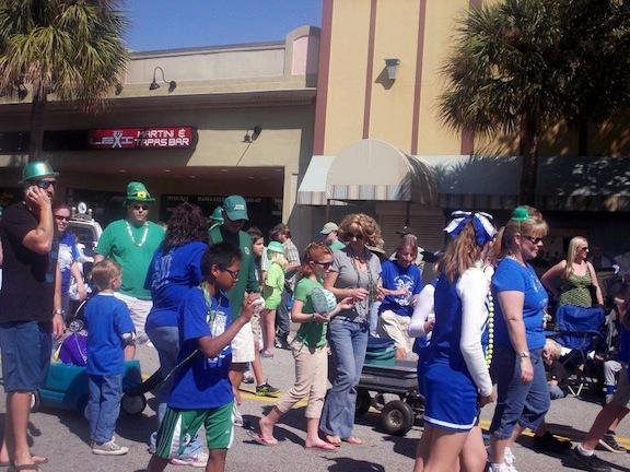 St. Pat Parade 06