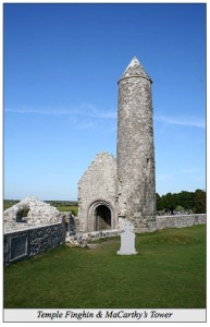 Temple Finghin & MaCarthy's Tower