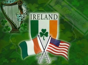 irish-american-flags