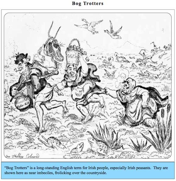 Bog Trotters