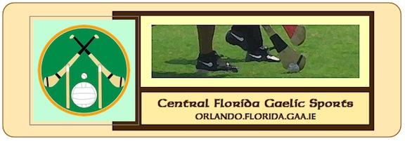 Central FL GAA Banner