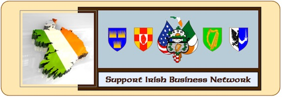Irish Business Banner