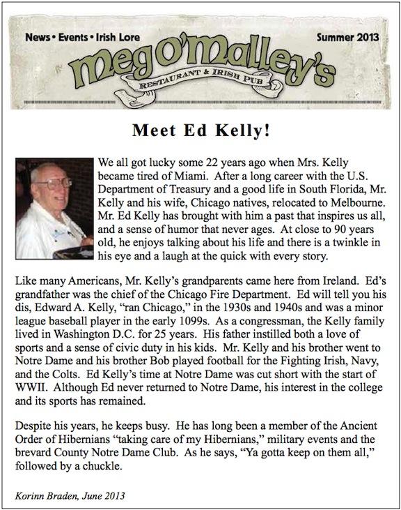 Meet Ed Kelly 2