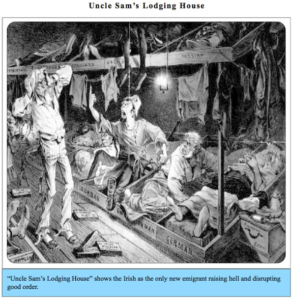 Uncle Sam's Lodging House