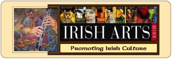 Irish Arts Banner