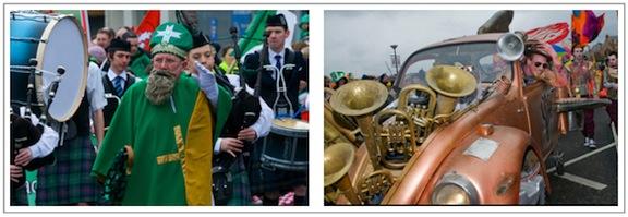 St Patrick's Spring Carnival