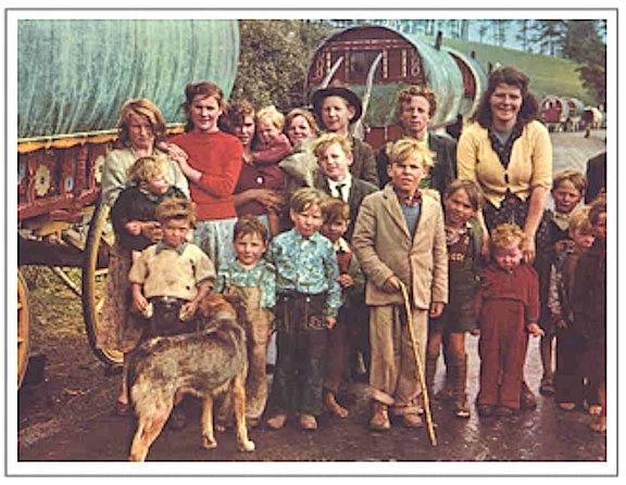 Irish Travellers Murphy Village