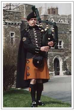 Irish Piper