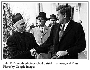 Kennedy Inaugural Mass