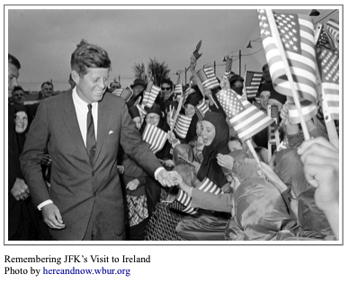 Kennedy Visit to Ireland
