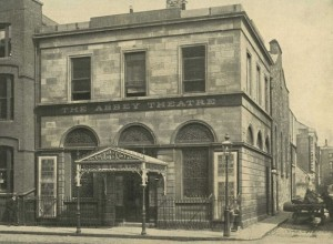 Abbey Theatre old