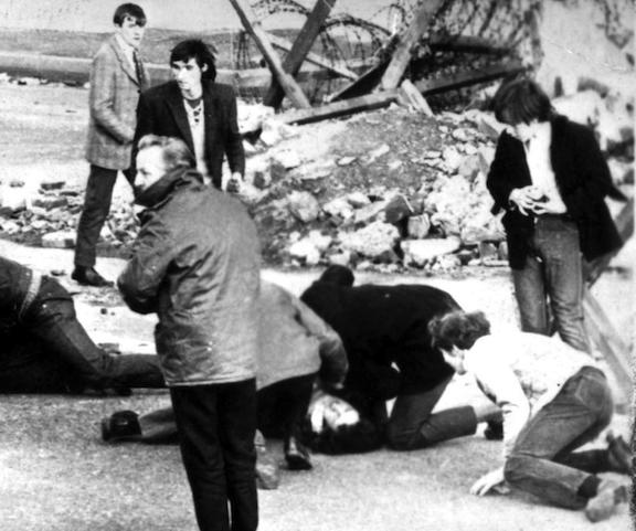 Britain NIreland Bloody Sunday