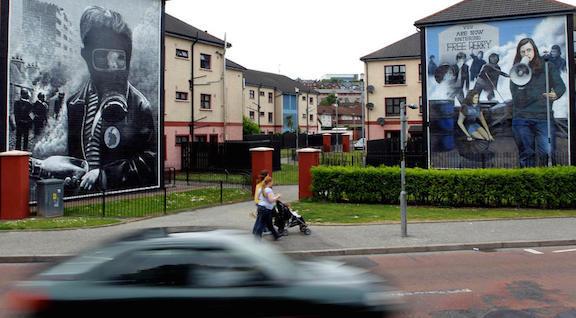 APTOPIX Britain Northern Ireland Bloody Sunday